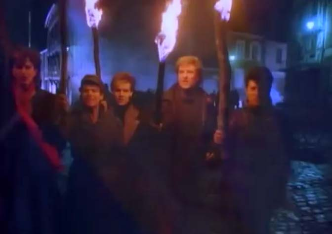 Duran Duran - New Moon On Monday - Official Music Video