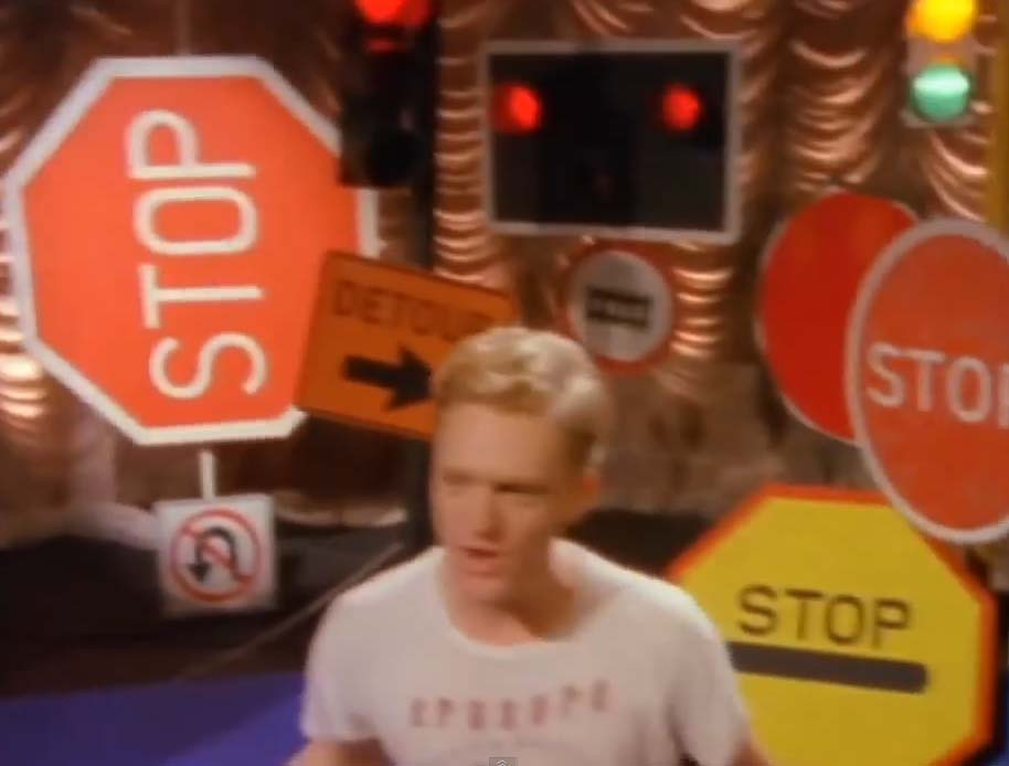 Erasure - Stop! - Official Music Video