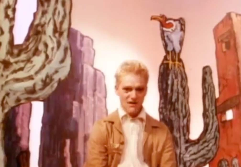 Erasure - Who Needs Love (Like That) - Official Music Video