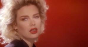 Kim Wilde - Hey Mister Heartache - Official Music Video