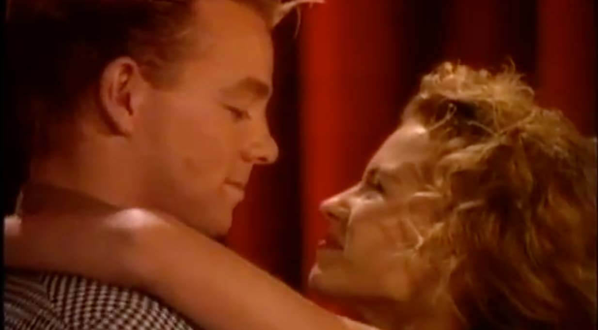 Kylie Minogue & Jason Donovan - Especially For You - Official Music Video