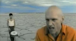 Midnight Oil - Blue Sky Mine - Official Music Video