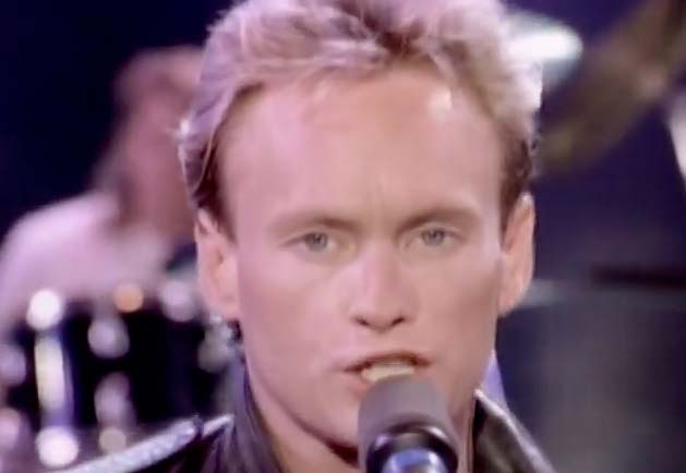 Mr. Mister - Kyrie - Official Music Video