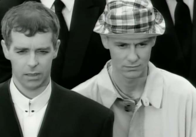 Pet Shop Boys - So Hard - Official Music Video