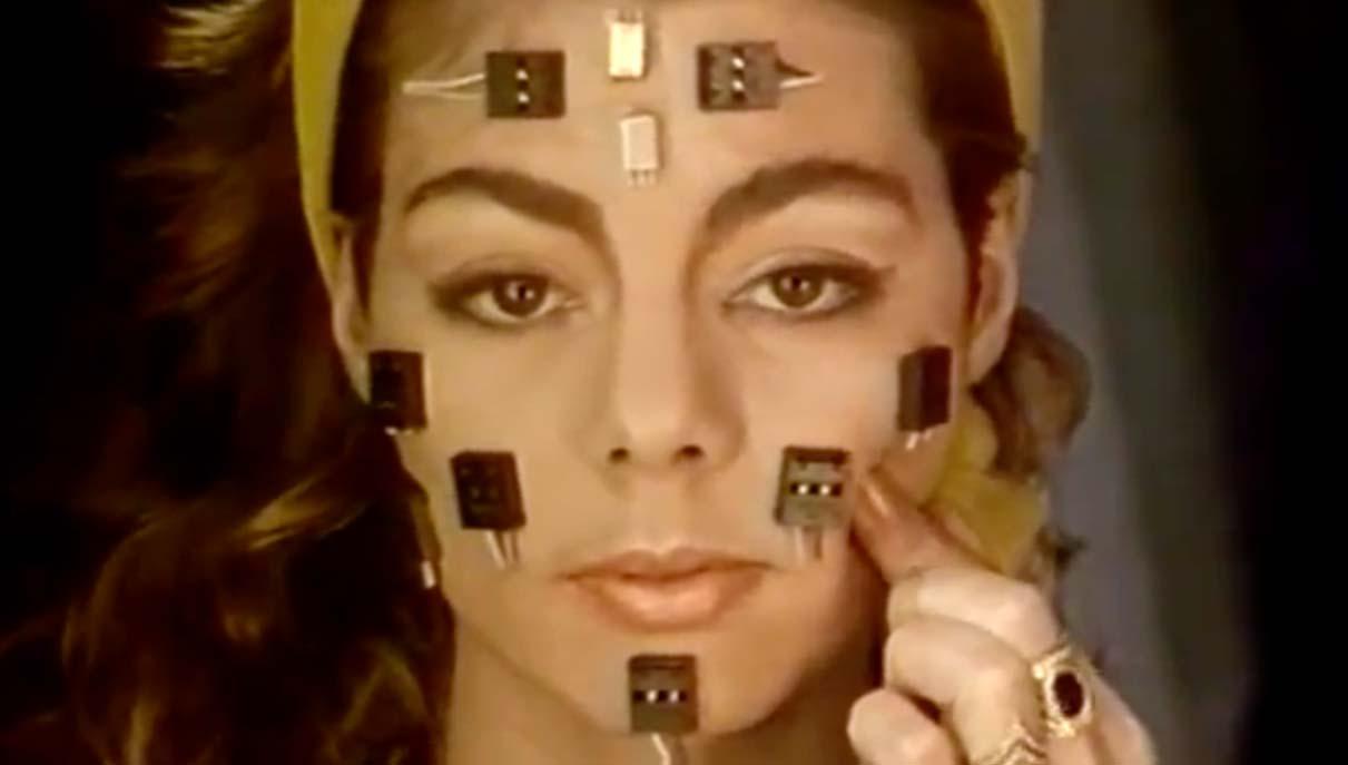 Sandra - Midnight Man - Official Music Video