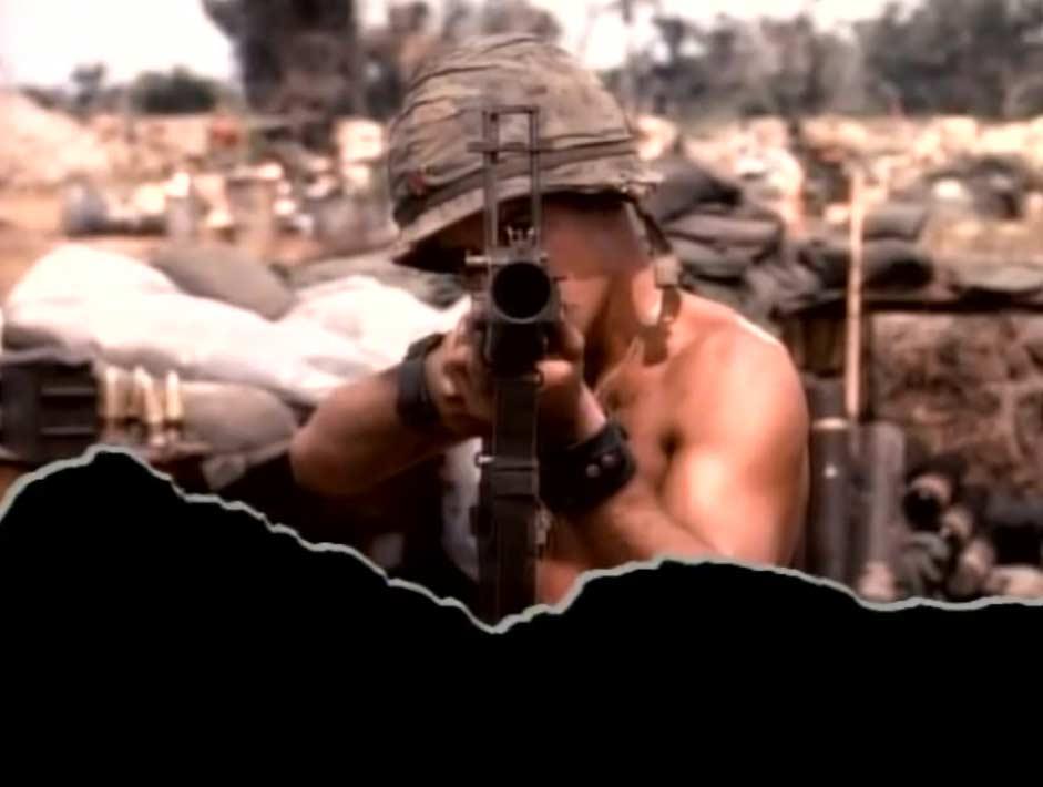Billy Joel - Goodnight Saigon - Official Music Video