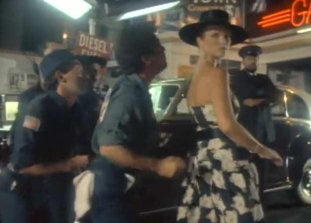 Billy Joel - Uptown Girl - Official Music Video