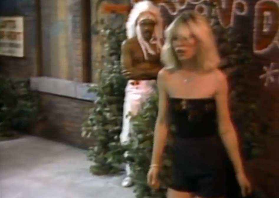 Blondie - Rapture - Official Music Video