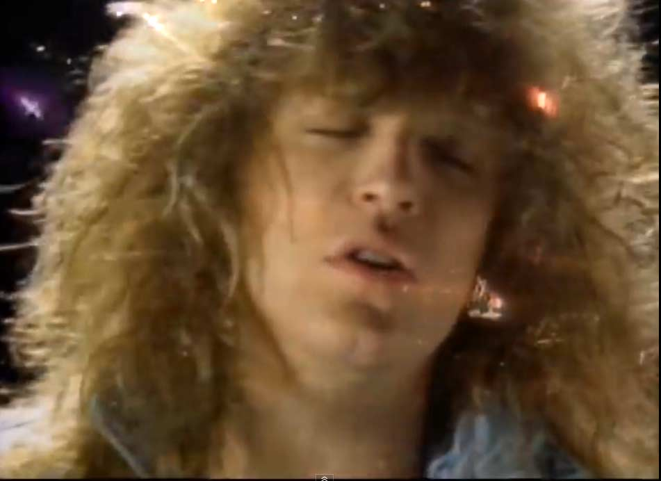 Bon Jovi - Never Say Goodbye - Official Music Video