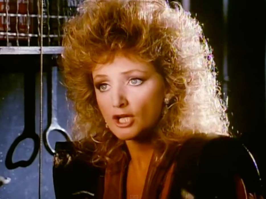 Bonnie Tyler Loving You S A Dirty Job