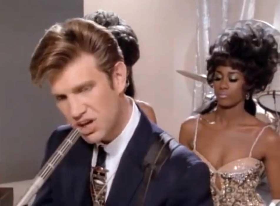 Chris Isaak - Dancin' - Official Music Video