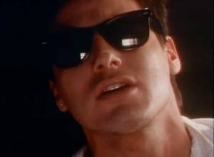 Corey Hart - Sunglasses At Night - Official Music Video