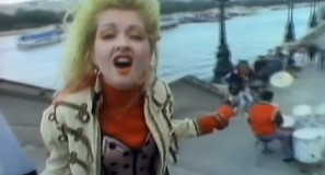 Cyndi Lauper - Change Of Heart - Official Music Video