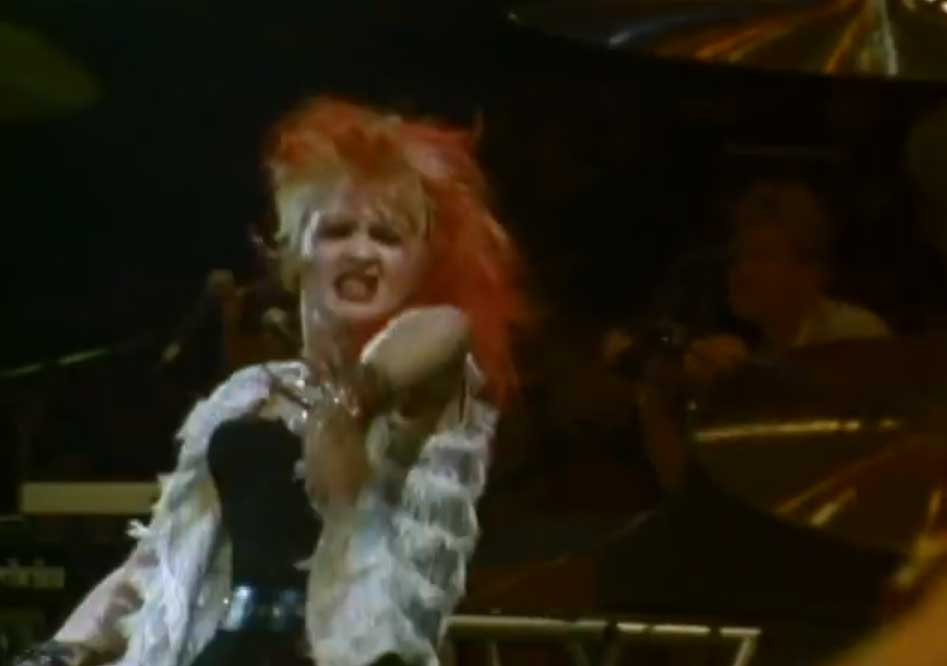 Cyndi Lauper - Money Changes Everything - Official Music Video