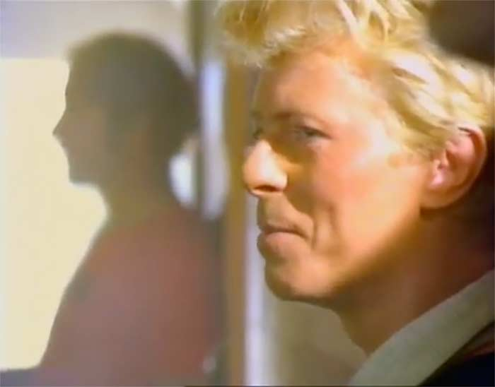 David Bowie - Let's Dance - Official Music Video