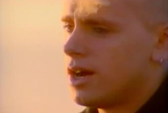 Depeche Mode - A Question of Lust - Official Music Video