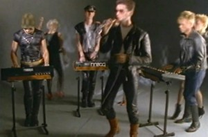 Depeche Mode - I Just Can't Get Enough - Official Music Video