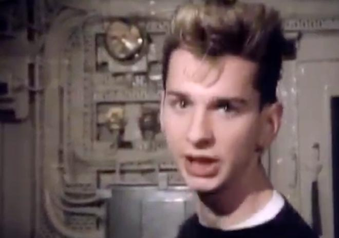 Depeche Mode - People Are People - Official Music Video
