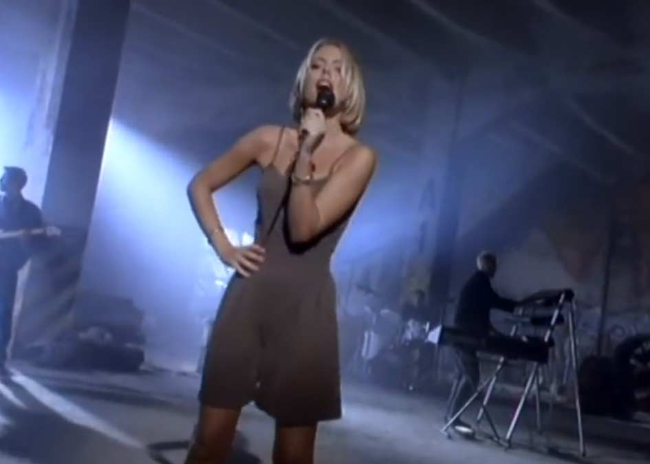 Eighth Wonder - When the Phone Stops Ringing - Official Music Video