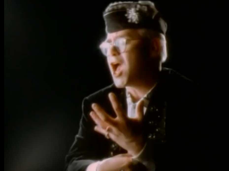 Elton John - Sacrifice - Official Music Video