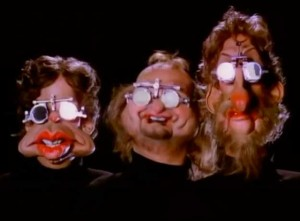 Genesis - Land Of Confusion - Official Music Video