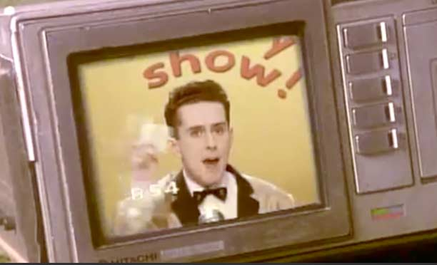 Holly Johnson - Atomic City - Official Music Video