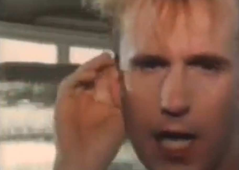 Howard Jones - New Song - Official Music Video