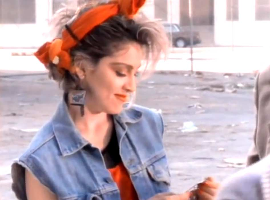 Madonna - Borderline - Official Music Video