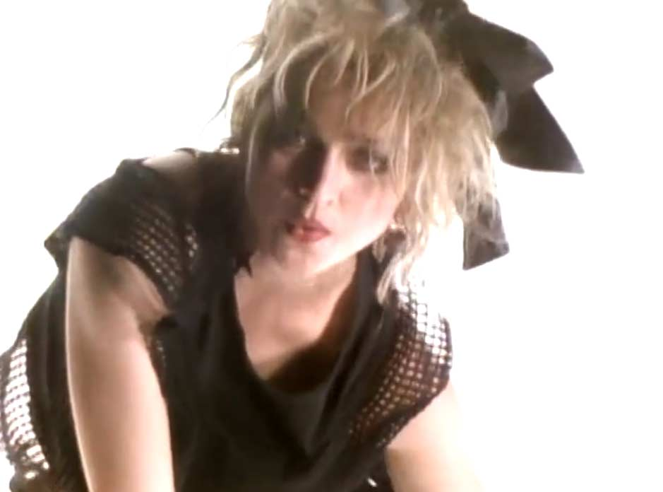 Madonna - Lucky Star - Official Music Video