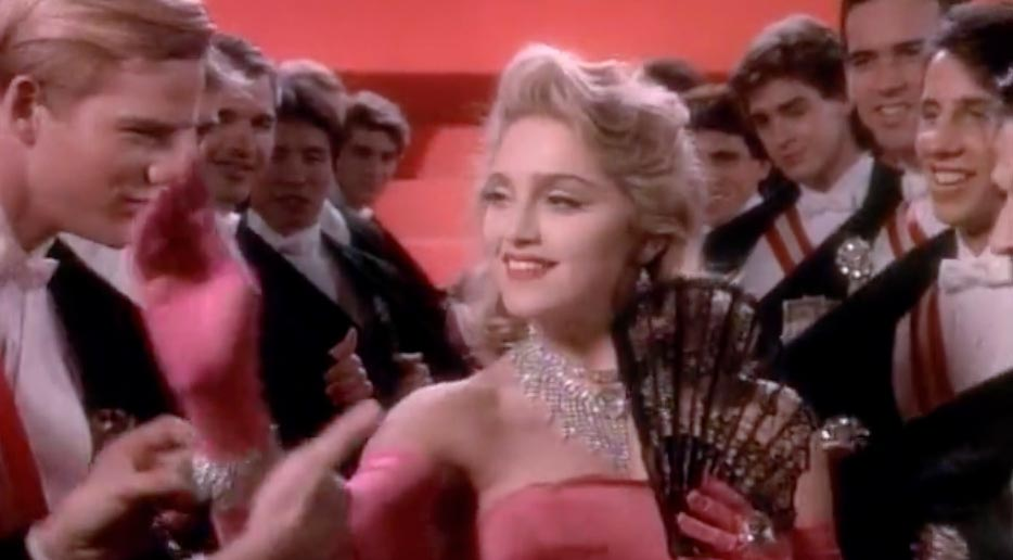 Madonna - Material Girl - Official Music Video