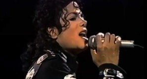 Michael Jackson - Wanna Be Startin' Somethin'