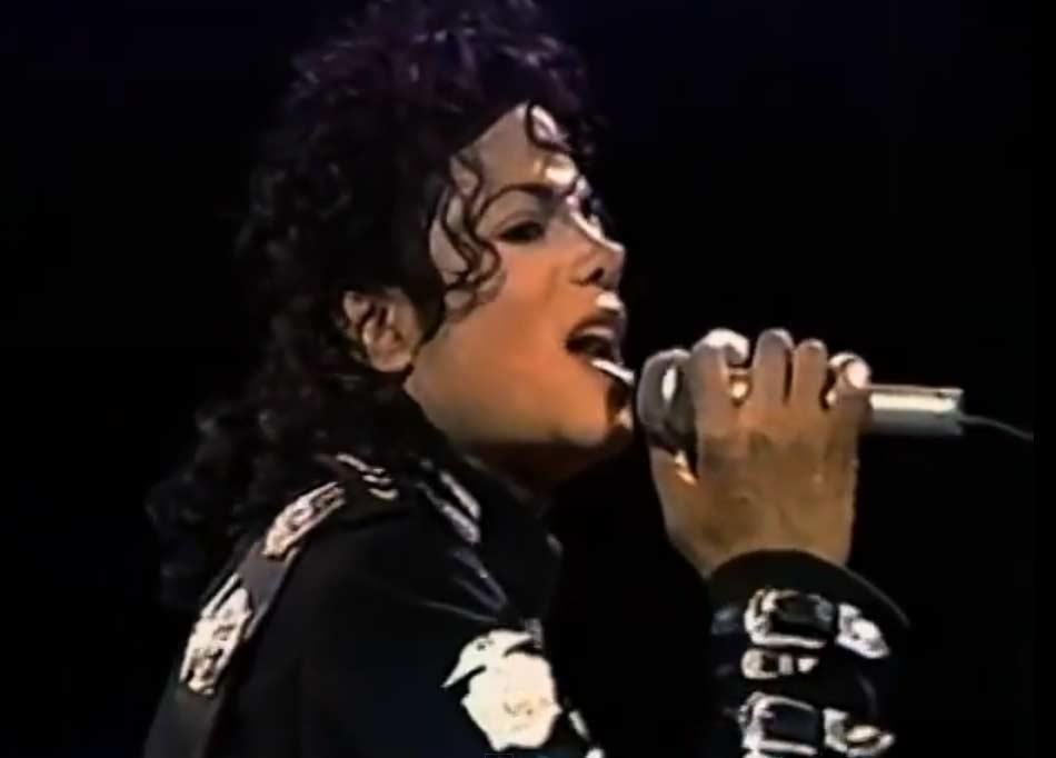 Michael Jackson - Wanna Be Startin' Somethin' - Music Video