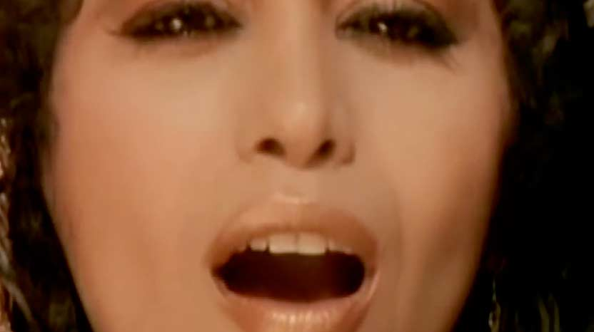 Ofra Haza - Im Nin'Alu - Official Music Video