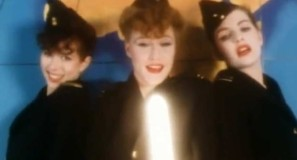 O.M.D. - Orchestral Manoeuvres In The Dark - Telegraph - Official Music Video