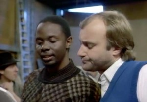 Phil Collins and Philip Bailey - Easy Lover - Official Music Video