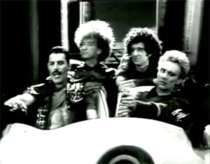 Queen - Radio Ga Ga - Official Music Video