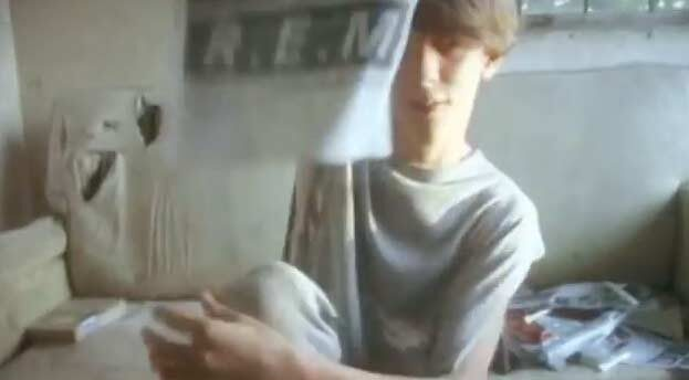 R.E.M. - It's The End Of The World As We Know It Official Music Video