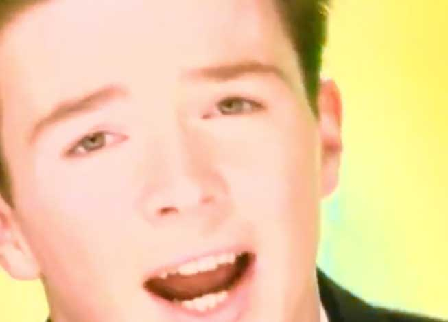 Rick Astley - Together Forever - Official Music Video