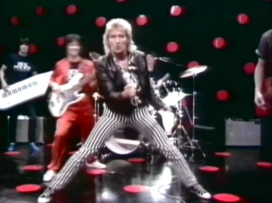 Rod Stewart Passion - Better Off Dead