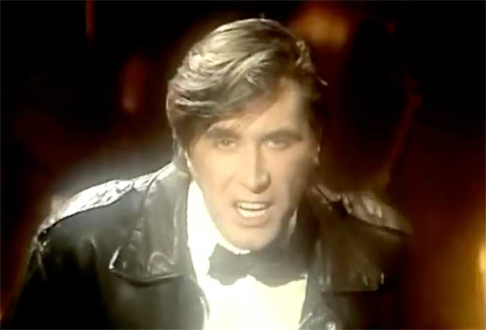 Roxy Music - More Than This - Official Music Video
