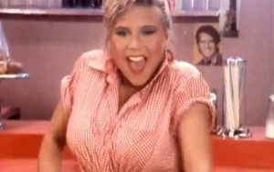 Samantha Fox - Hold On Tight - Official Music Video