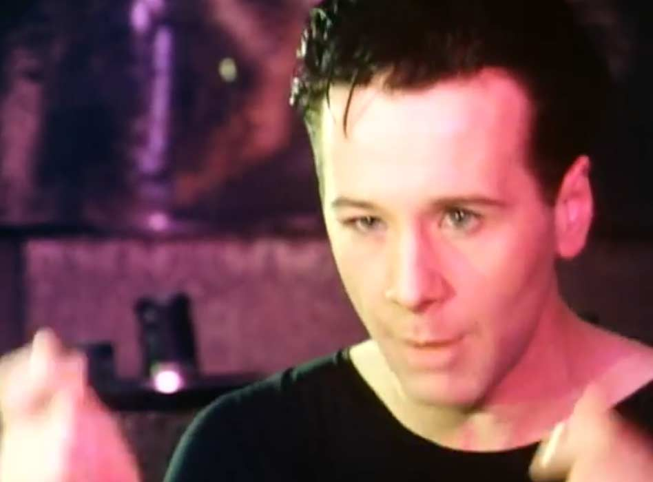 Simple Minds - Love Song - Official Music Video