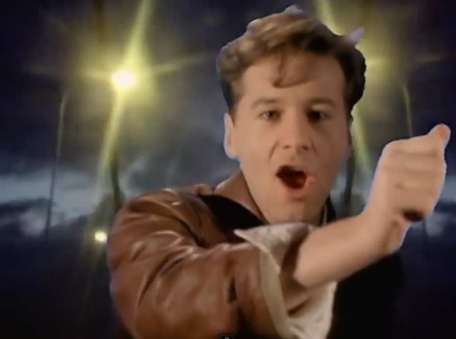Simple Minds - Speed Your Love To Me - Official Music Video
