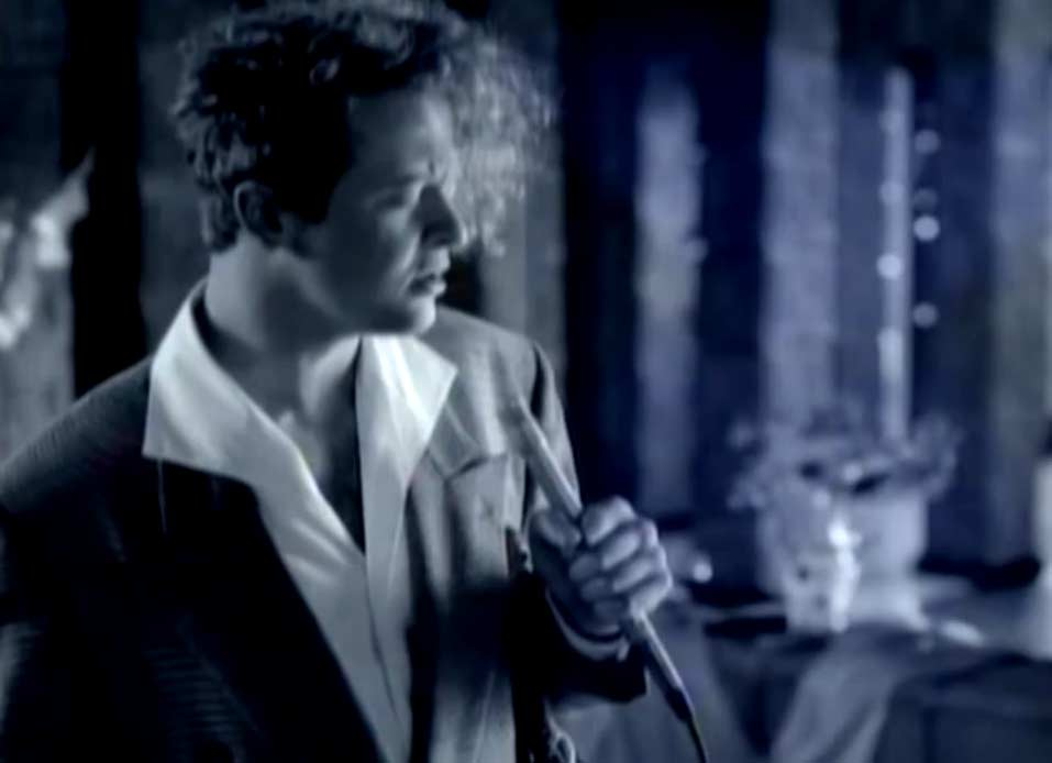 Simply Red - Ev'ry Time We Say Goodbye - Official Music Video