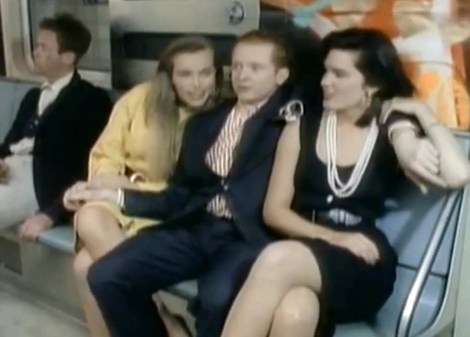 Simply Red - Infidelity - Official Music Video