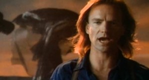 Sting - They Dance Alone - Official Music Video