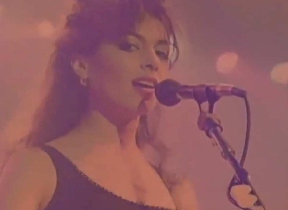 The Bangles - Be With You - Official Music Video.