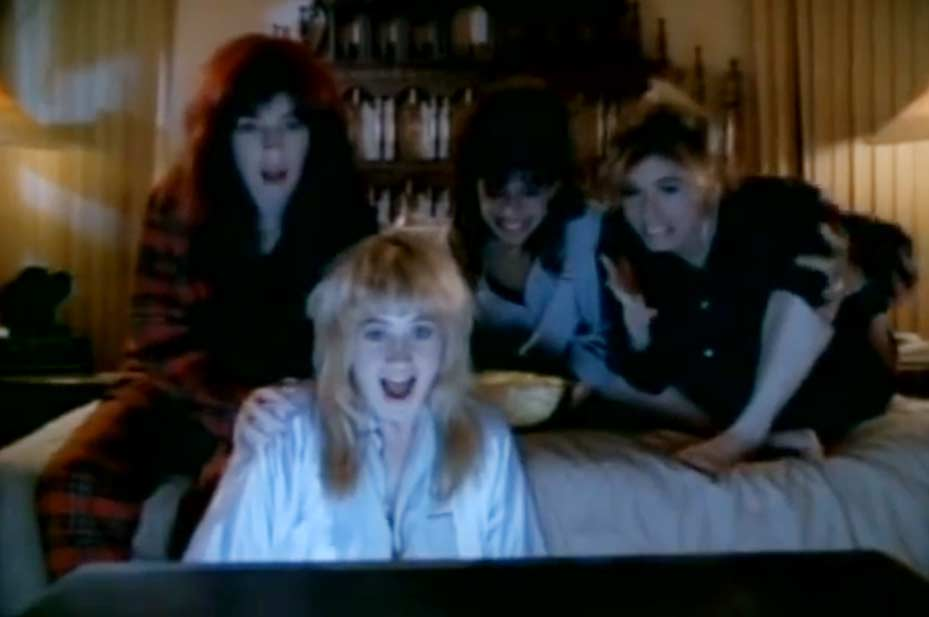 The Bangles - Walking Down Your Street - Official Music Video.