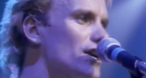 The Police - King Of Pain - Official Music Video