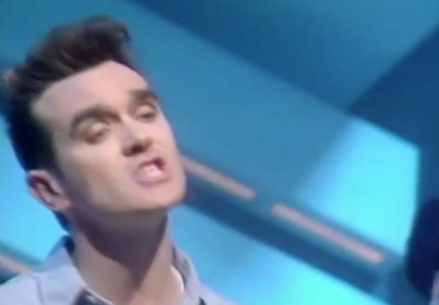 The Smiths - Sheila Take A Bow - Official Music Video